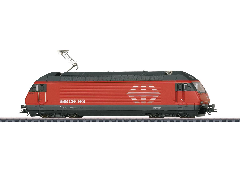 Elektrische locomotief serie 460