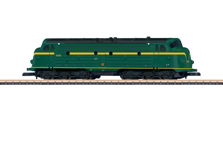 Diesellokomotive Serie 54