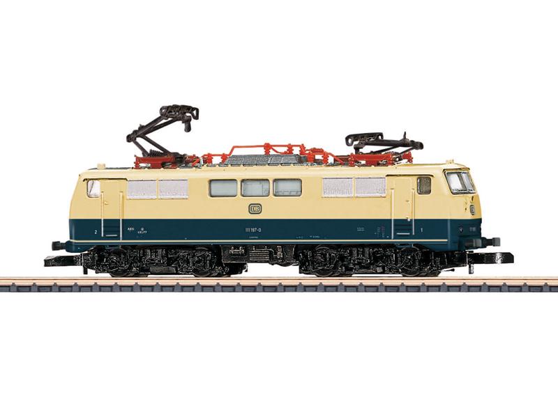 Electric Locomotive