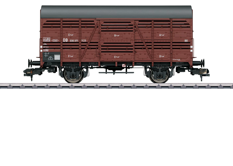 Verschlagwagen Austauschbauart V 23