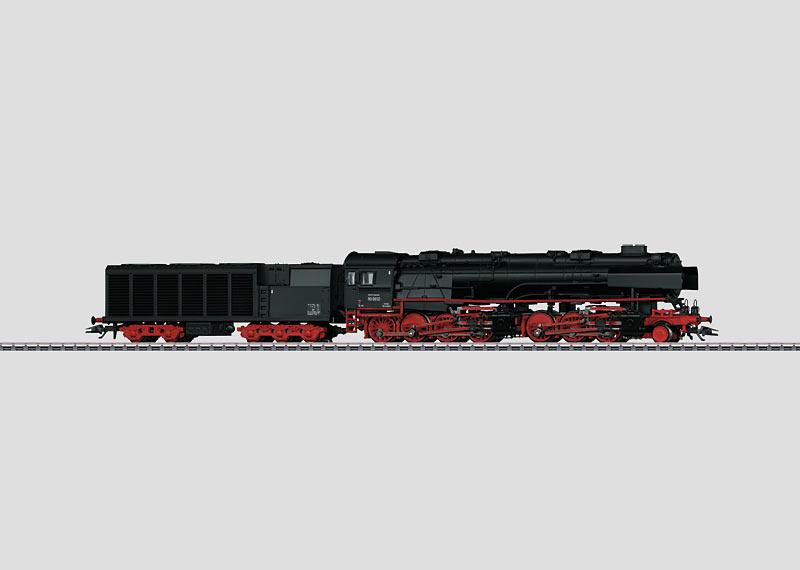 Dampflokomotive Baureihe 53.0