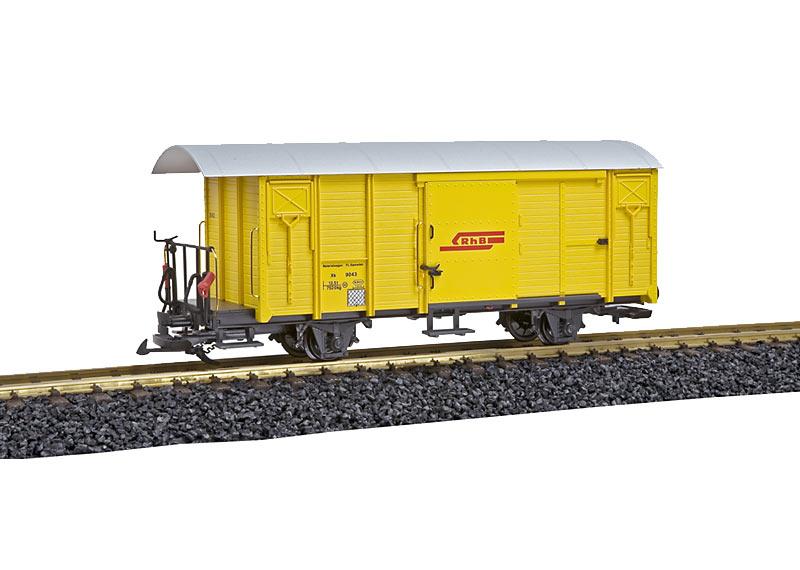 RhB Güterwagen Xk9043