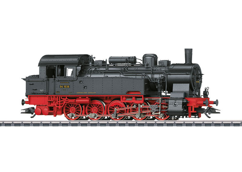 Class 94.5 Steam Tank Locomotive
