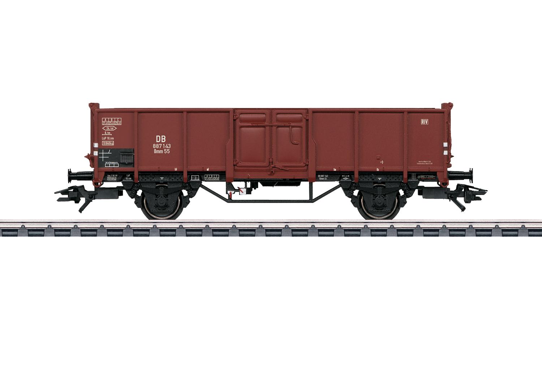 Offener Güterwagen Omm 55
