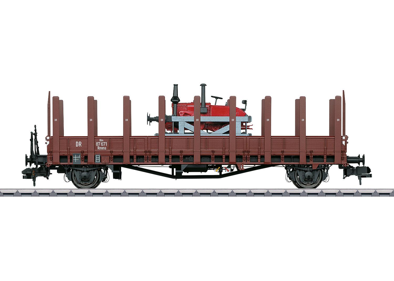 Güterwagen.