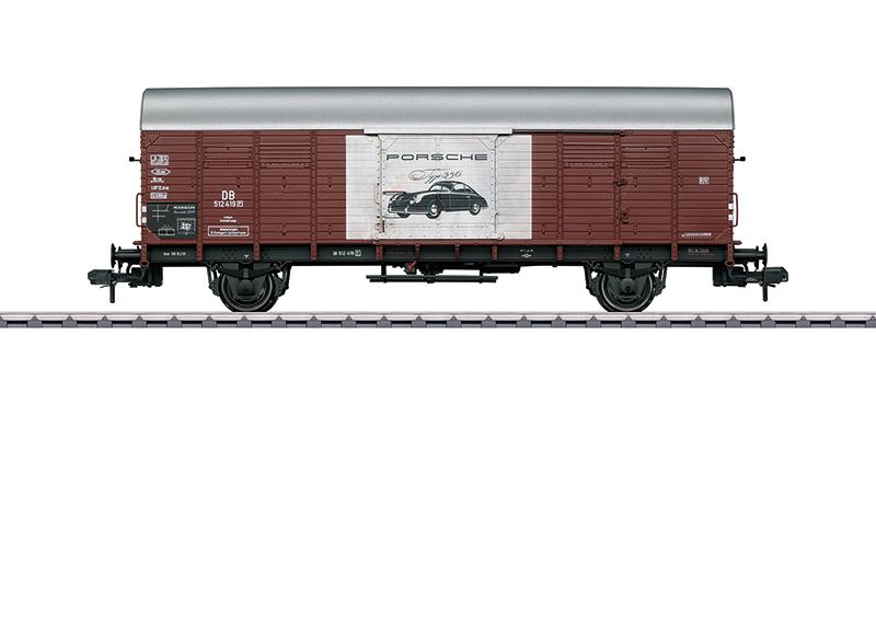 Museumswagen Spur 1 2019