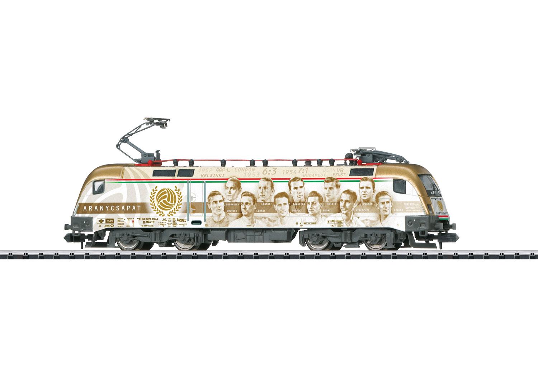 Elektrolokomotive Baureihe Es 64 U2
