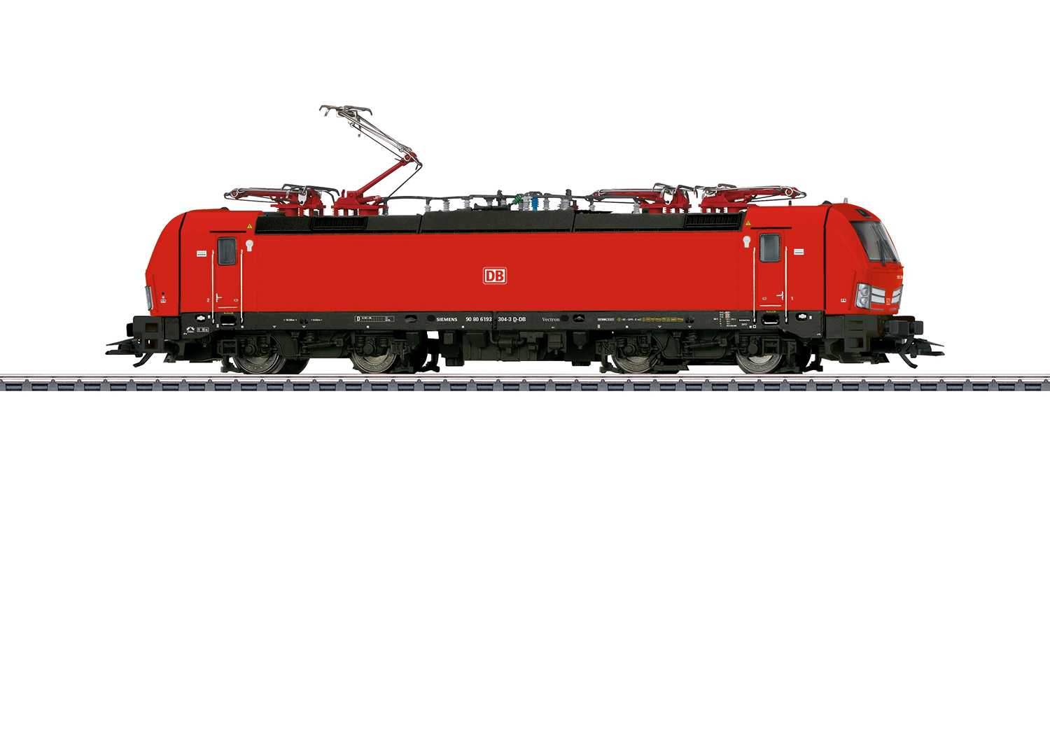 Class 193 Electric Locomotive