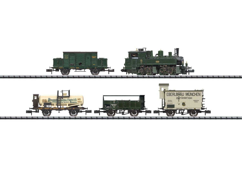 """Zug-Set """"Bayerischer Gütertransport"""""""