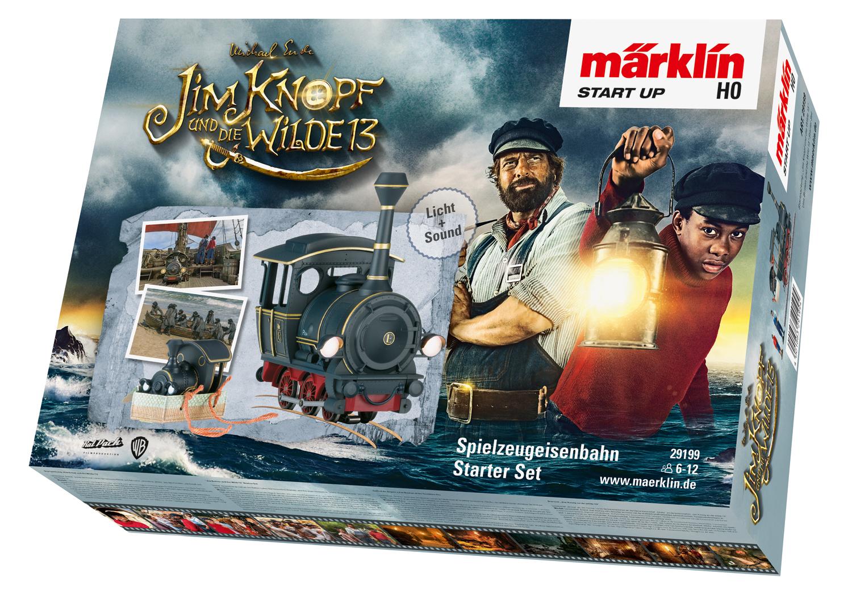 """Märklin Start up - Startpackung """"Jim Knopf und die Wilde 13"""""""