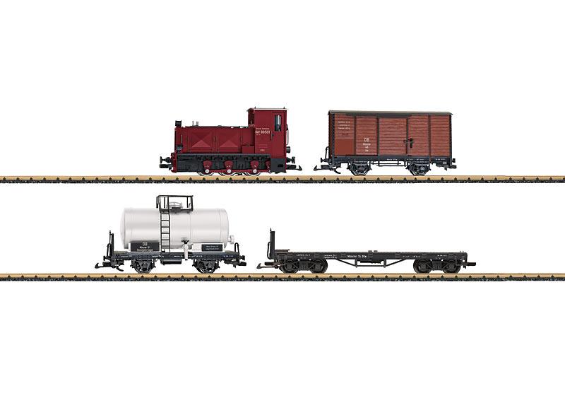 Freight Train Starter Set, 230 Volts
