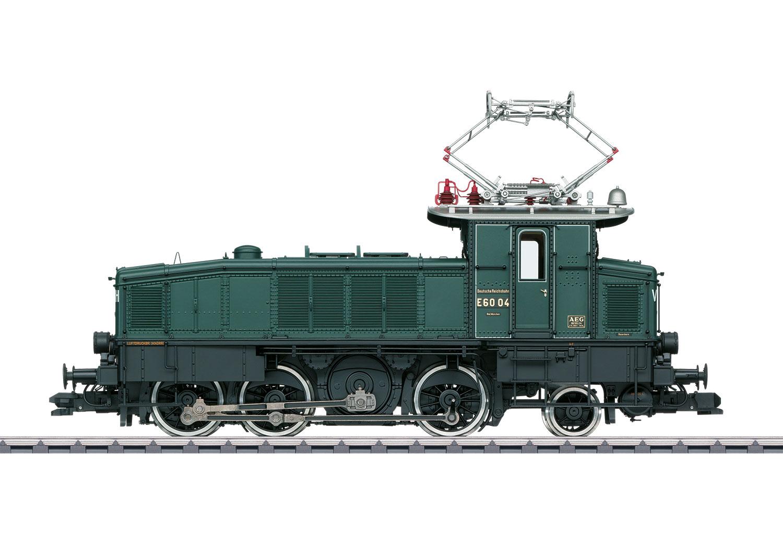 Elektrolokomotive Baureihe E 60