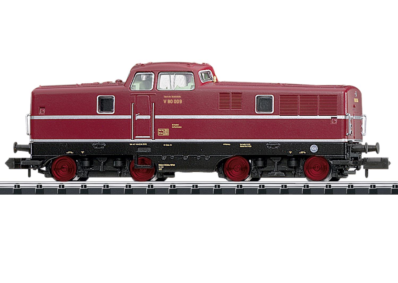 Diesellokomotive Baureihe V 80