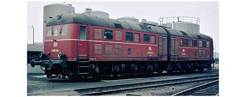 Diesellokomotive Baureihe V 188 002 a/b