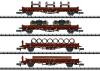 Niederbordwagen-Set