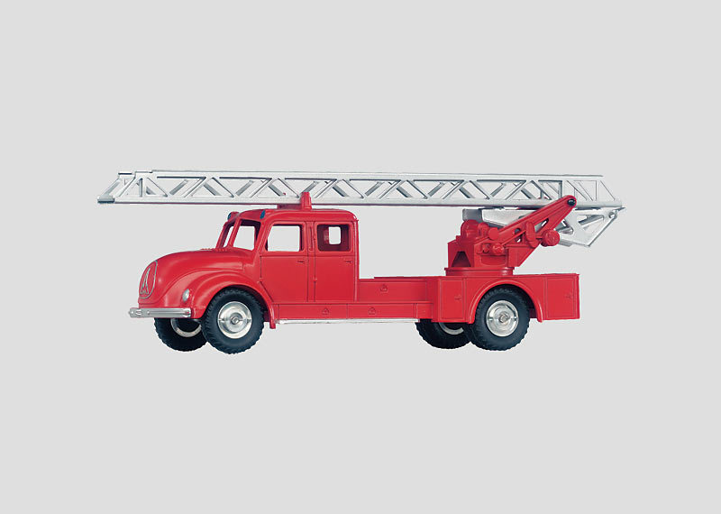 Fire Department Ladder Truck Reproduction.