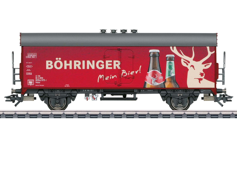 """""""BÖHRINGER"""" Beer Car"""
