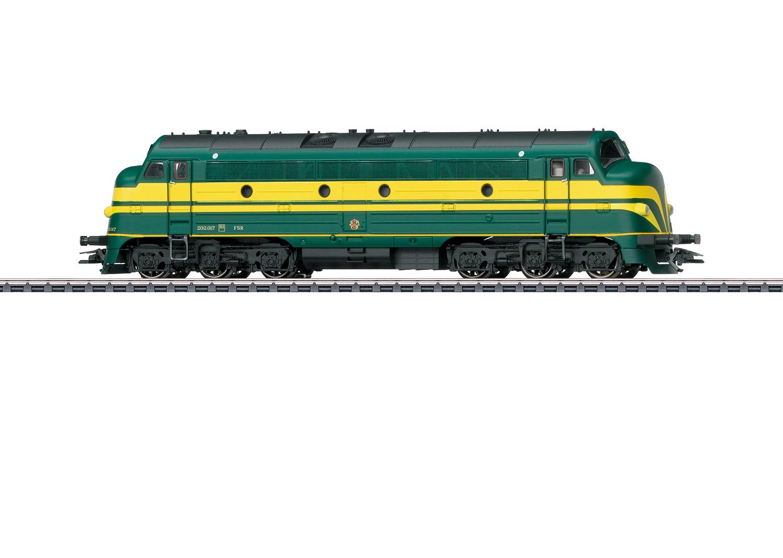 Class 202 Diesel Locomotive