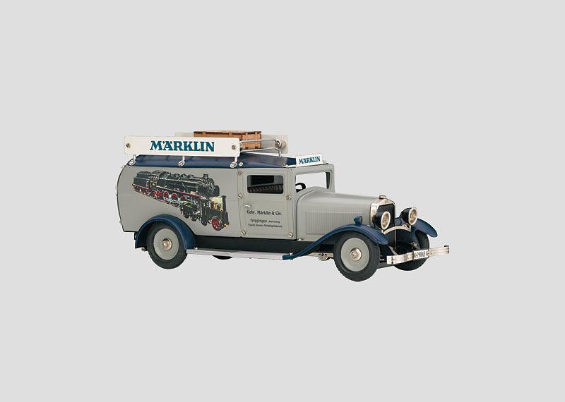 """Modell-Lieferwagen Replikat """"Märklin""""."""