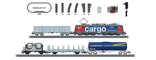 """Digital-Startpackung """"Schweizer Güterzug"""". 230 Volt"""