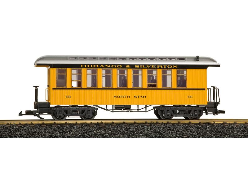 Durango & Silverton Passenger Car #631