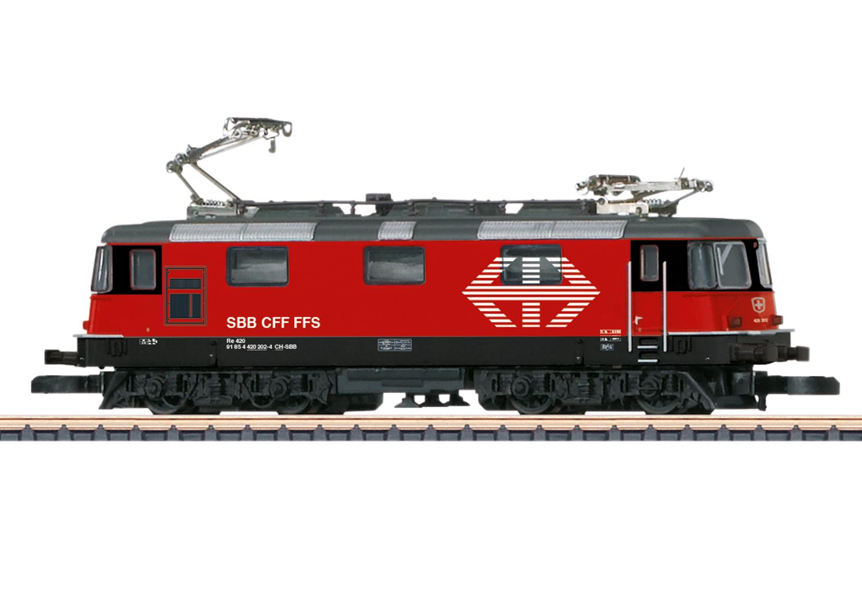 Class Re 420 Electric Locomotive