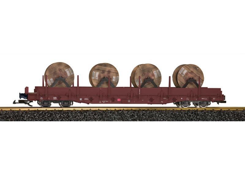 DB Rungenwagen, Beladung Kabelrollen