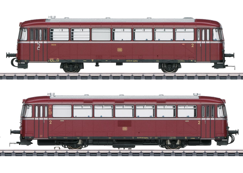Class VT 98.9 Powered Rail Car