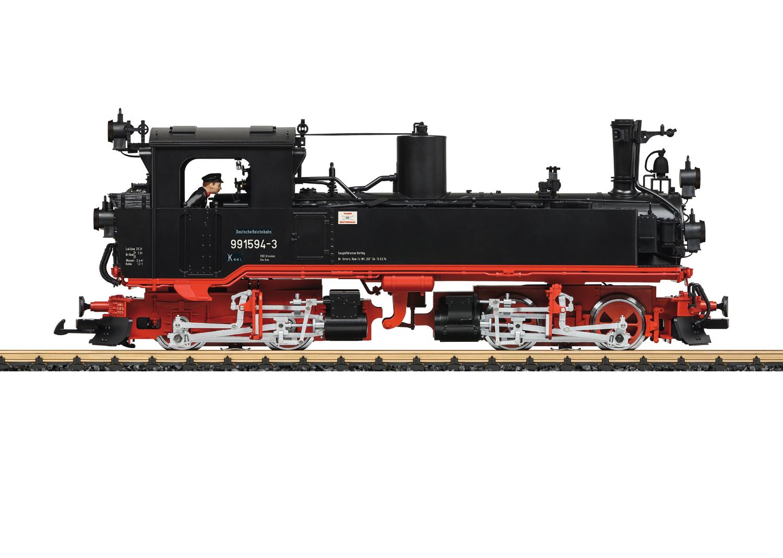 Steam Locomotive, Road Number 99 1594-3