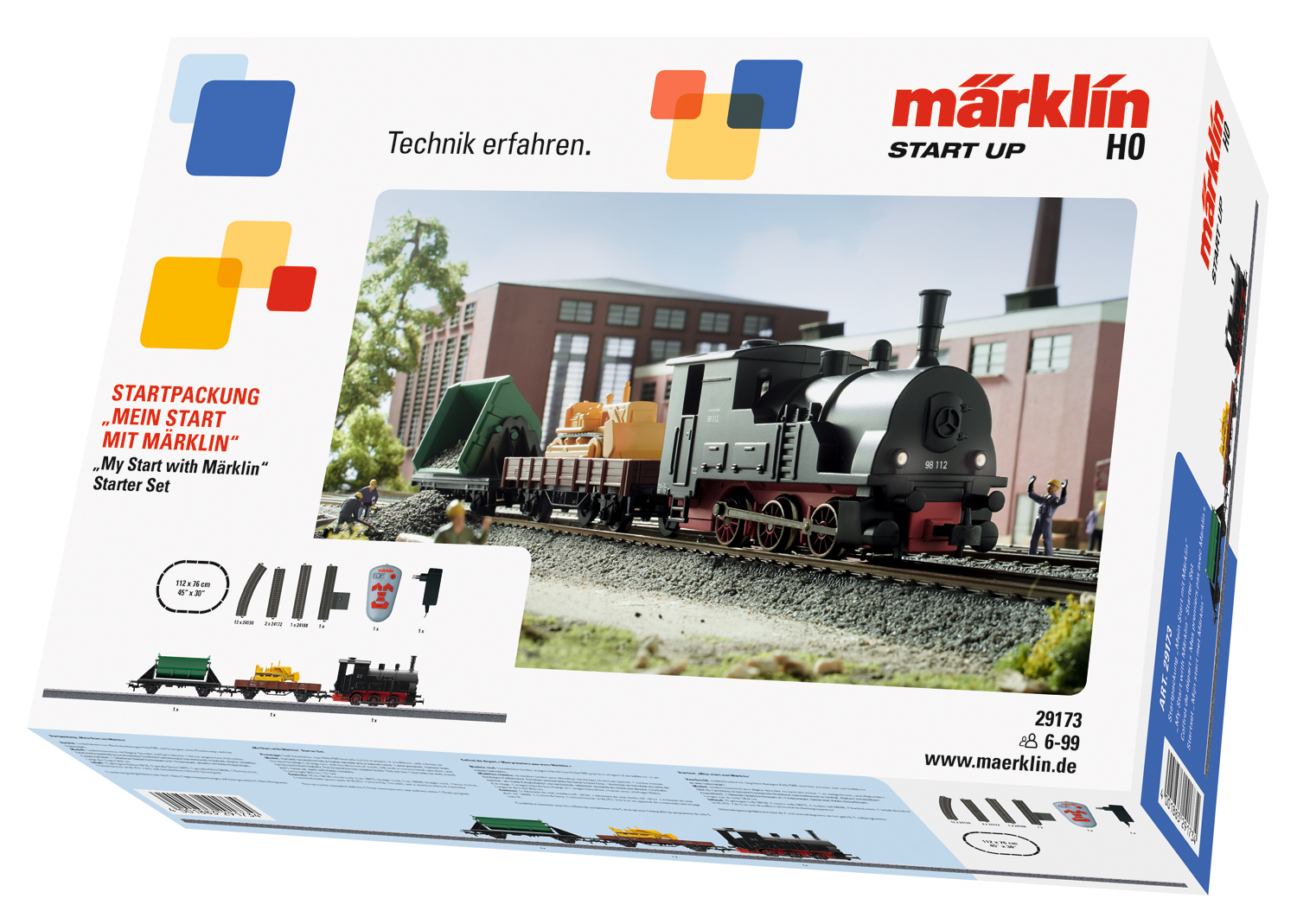 """My Start with Märklin"" Starter Set"