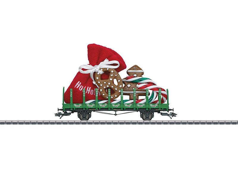 Weihnachtswagen H0 2016