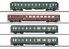 Schnellzugwagen-Set zur Dampflok BR 18 505