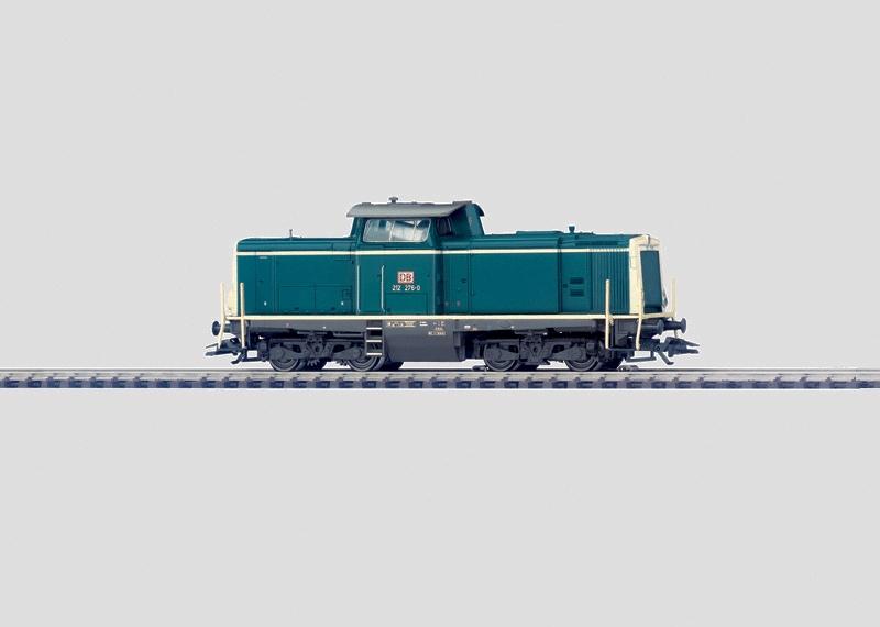General-Purpose Diesel Hydraulic Locomotive.