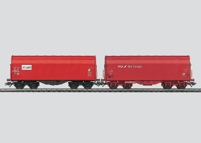 Wagen-Set für Walzstahl-Coils