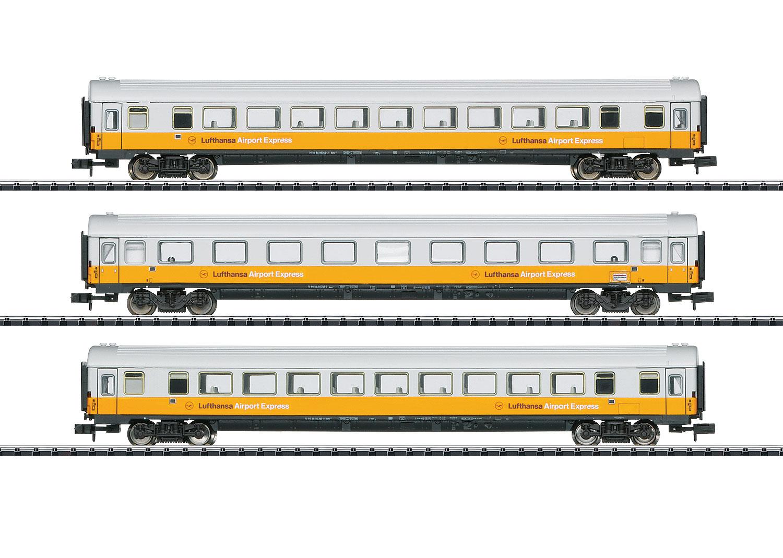 """Wagen-Set """"Lufthansa Airport Express"""""""