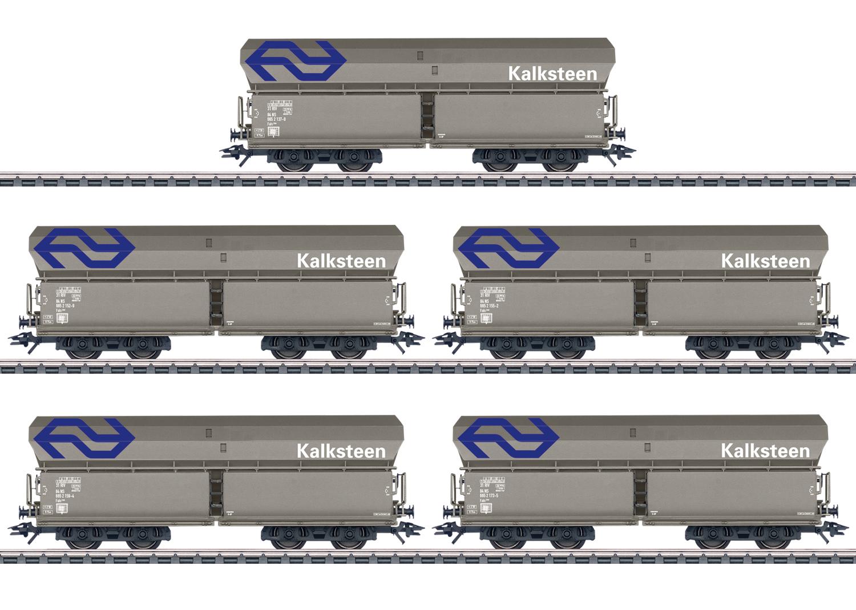 Type Fals Freight Car Set