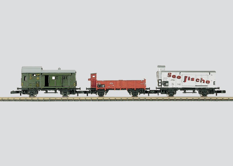 Güterwagenset