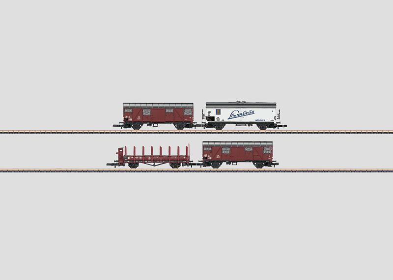 Era III Freight Transport Car Set.