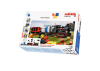 "Märklin Start up - ""Building Block Train"" Starter Set with Sound and Light Building Blocks."