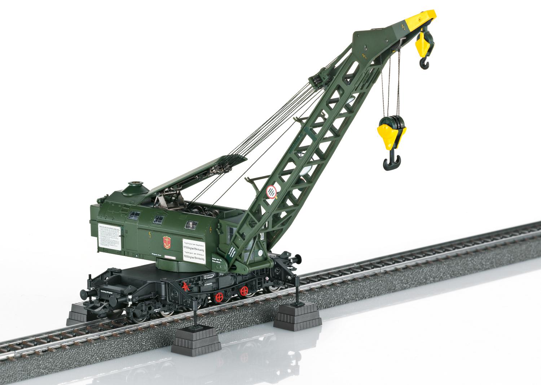 Type 058 Steam Crane (Ardelt)