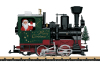 """Stainz"" Christmas Locomotive"