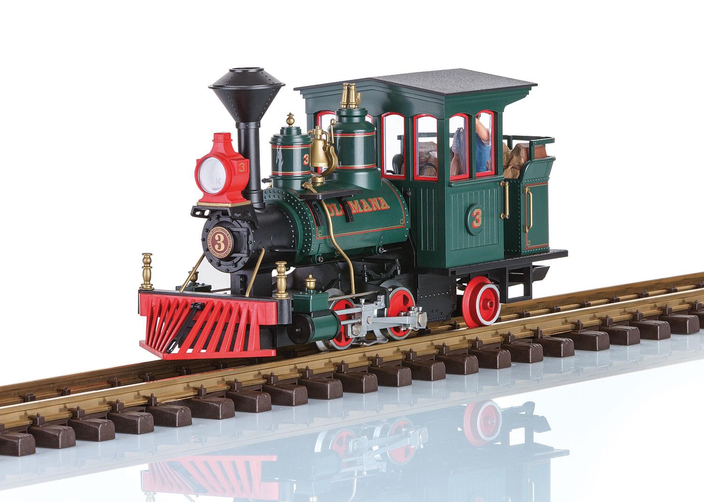 Museumsdampflokomotive Olomana