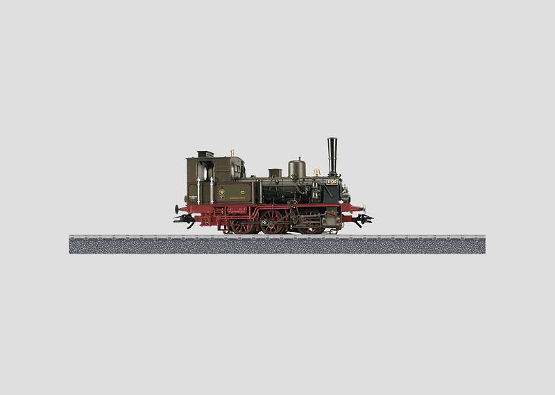 Tenderlokomotive.