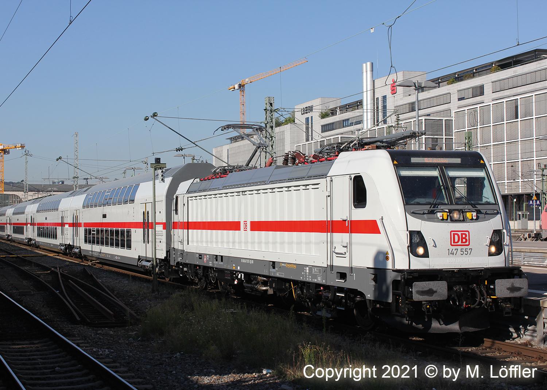 Class 147 Electric Locomotive