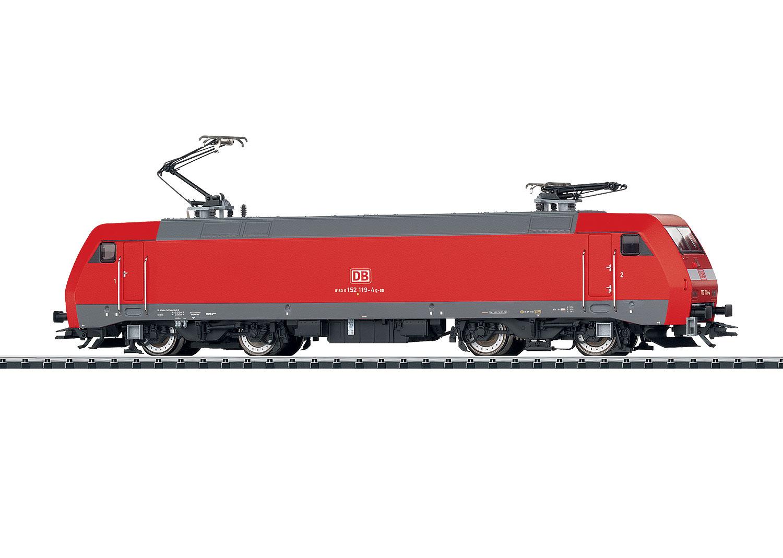 Elektrolokomotive Baureihe 152