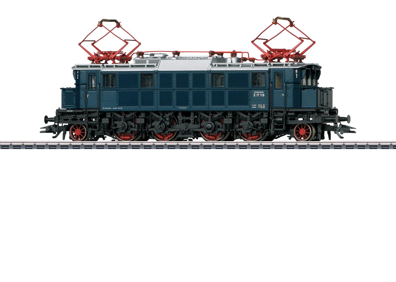 Class E 17 Electric Locomotive