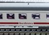 Intercity Car Set with 5 Cars