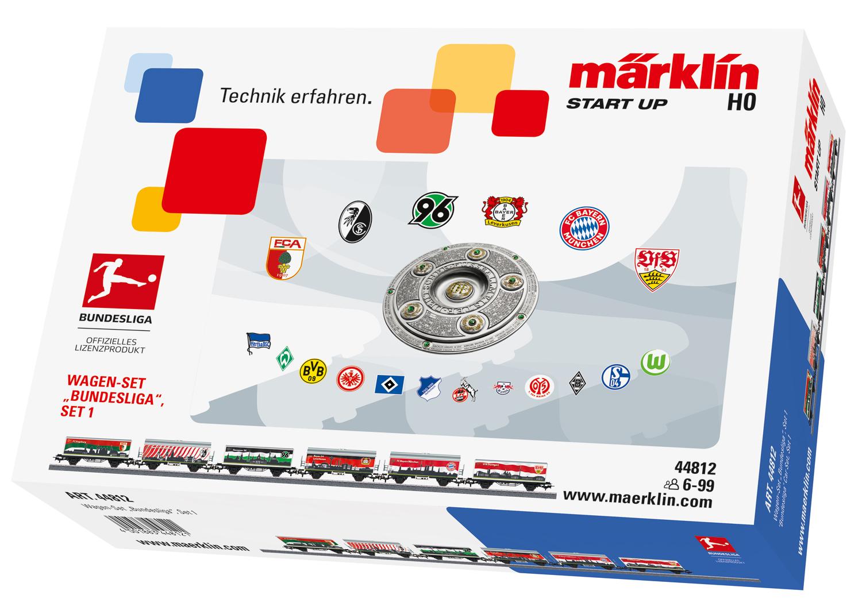 """Bundesliga"" Car Set, Set 1"