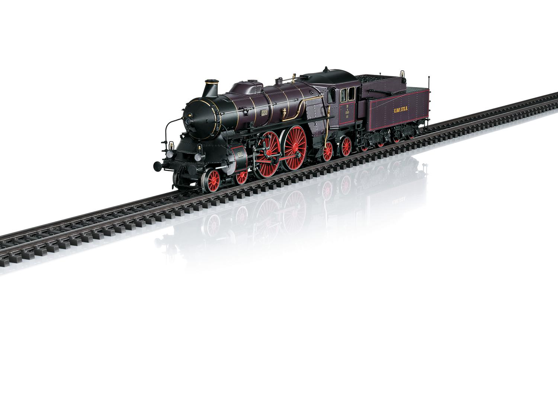Class S 2/6 Steam Express Locomotive