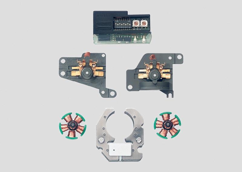 High-Efficiency Propulsion Conversion Kit.